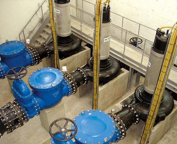 Виды и типы канализационных насосных станций
