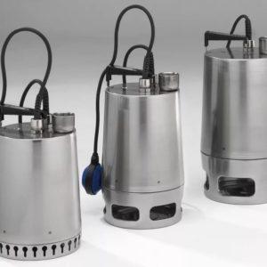 Как выбрать погружной насос для грязной воды