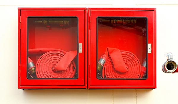Внутреннее противопожарное водоснабжение