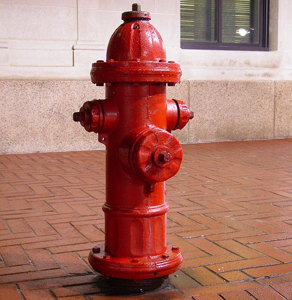 источник наружного противопожарного водоснабжения
