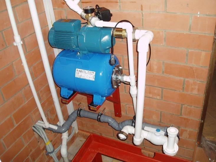 Насосная станция для автономной канализации частного дома