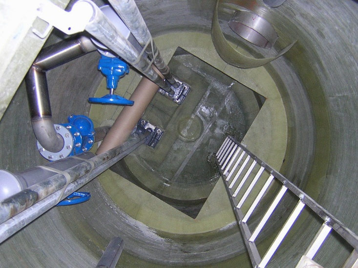 виды канализационных насосных станций