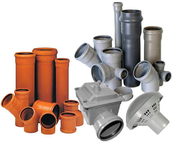 материалы для внутренней канализации