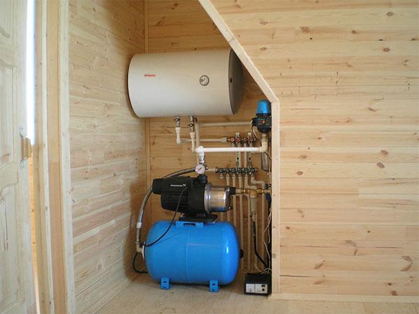 насосная станция для воды