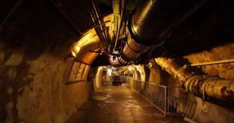 подземный трубопровод