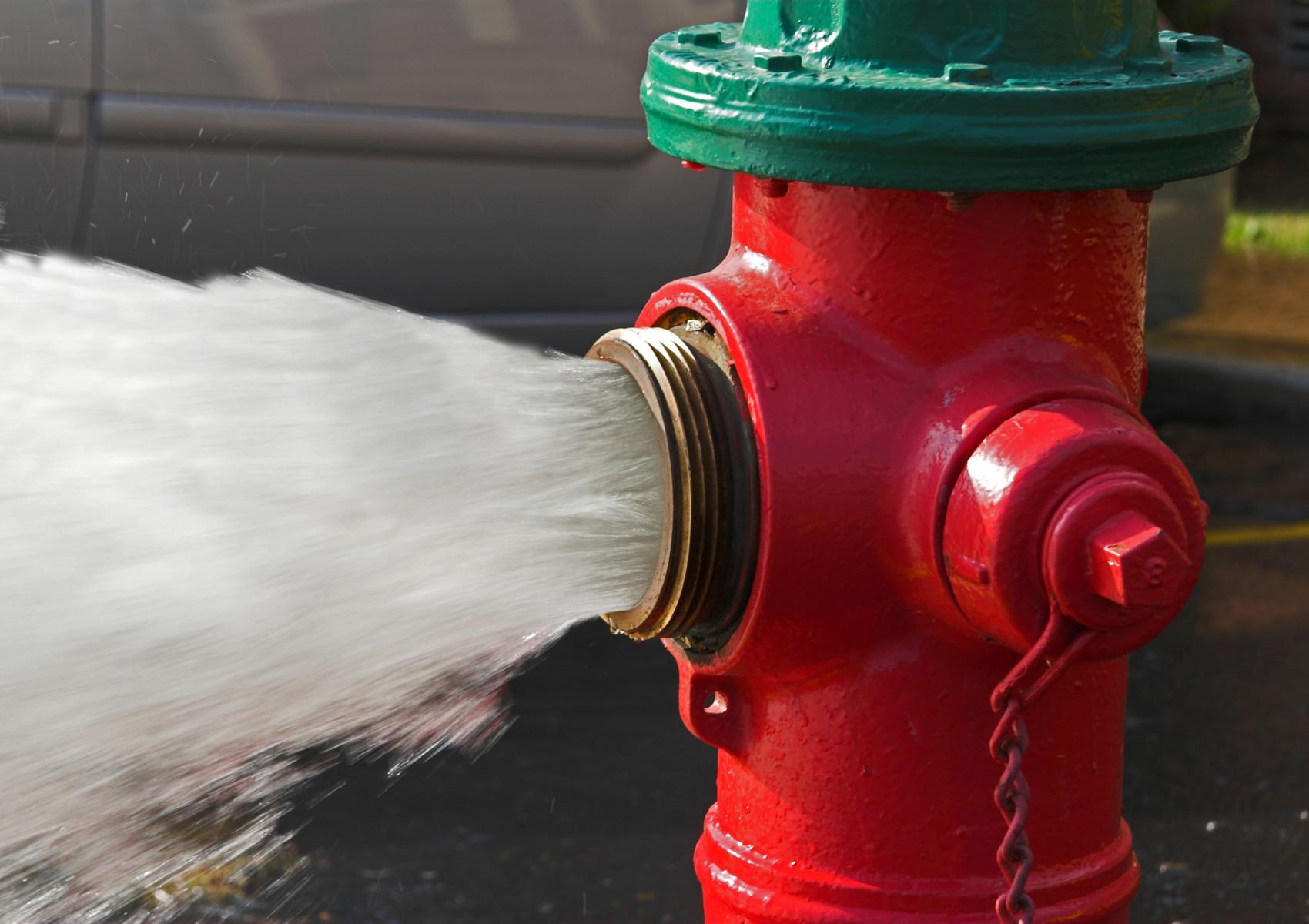 пожарный водопровод