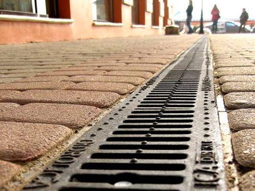 Материалы для бетонных лотков