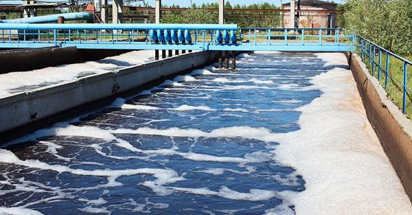 Биологиеская очистка сточных вод