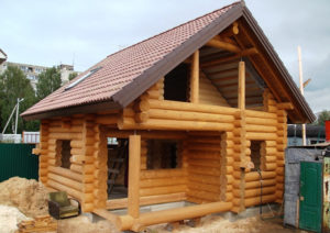 Русская баня: как построить