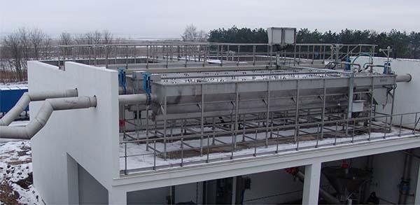 Оборудование для механической фильтрации