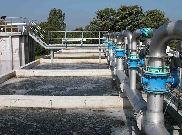 Технологии очистки сточных вод