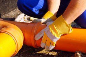 Монтаж наружной канализации своими руками