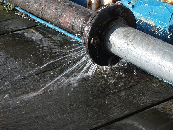 Недостатки пластикового трубопровода