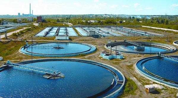 Окисление сточных вод
