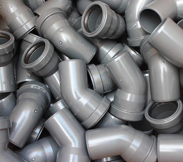 Отводы для канализационных труб
