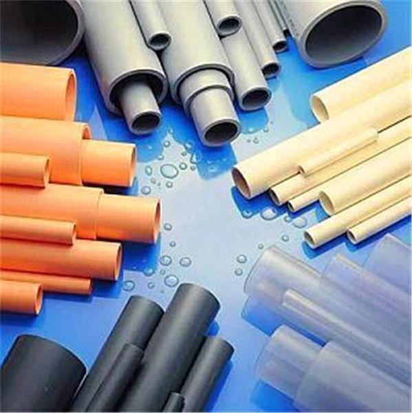 Пластиковый трубопровод
