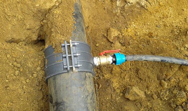 Подключение к сетям водоснабжения