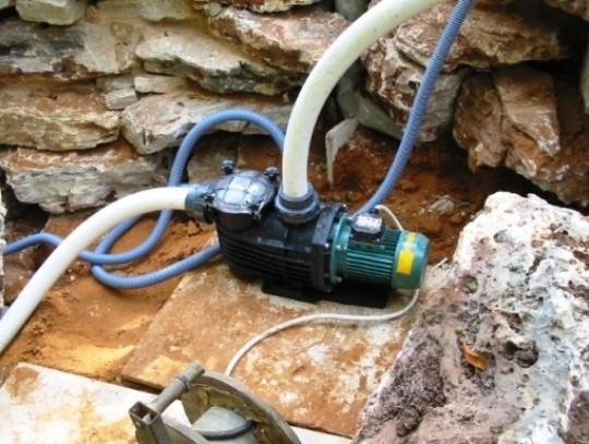 Поверхностный насос для канализации
