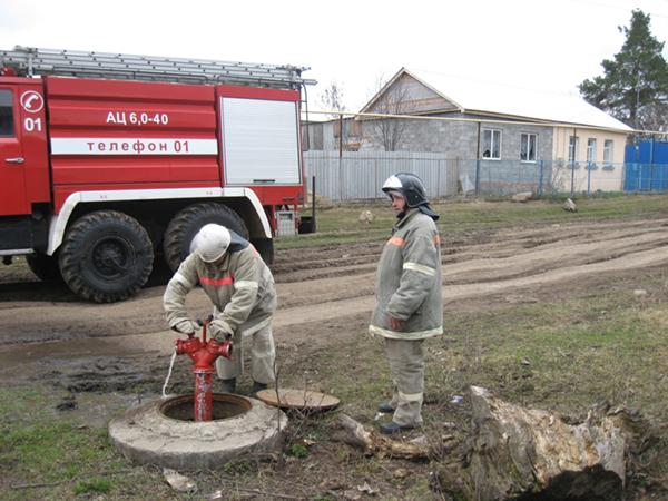 Противопожарная служба