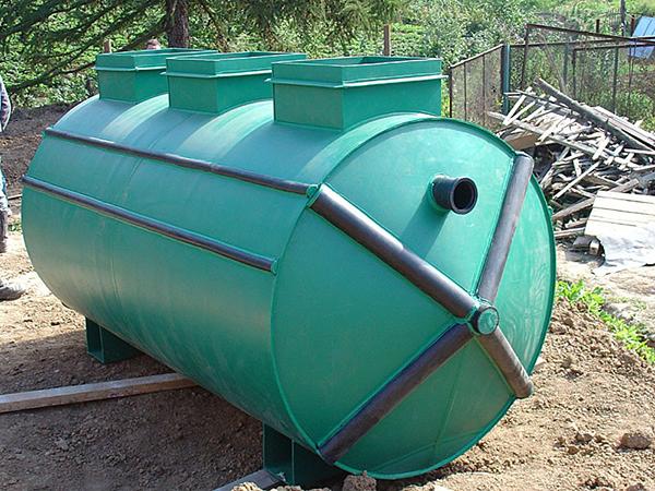 Локальная станция очистки сточных вод