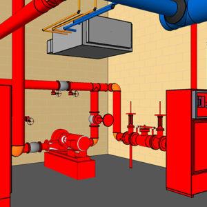 Требования к противопожарному водоснабжению