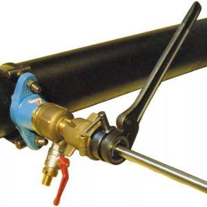 Правильная врезка в трубу водопровода