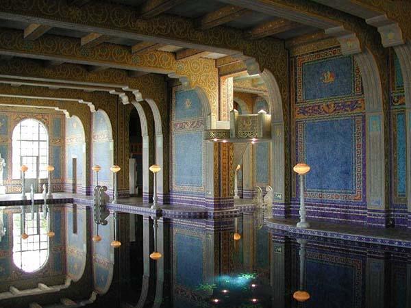 римская общественная баня Терма