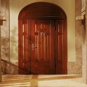 Обшивка дверей: как выбрать материал и правильно обшить