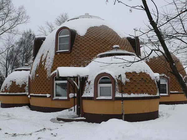 купольные крыши