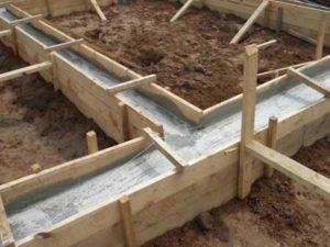 Какой фундамент подойдет для двухэтажного дома