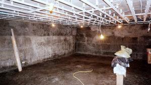 Как сделать подвал: пошаговая инструкция