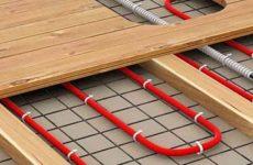 Теплый пол электрический: выбор, укладка, плюсы и минусы