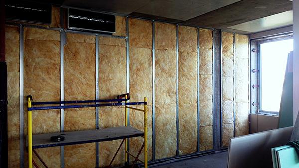 шумоизоляция гаража