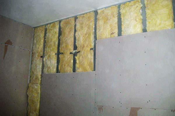 сухой метод выравнивания стен