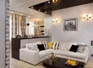 Дизайн комнаты — оформляем в современном стиле