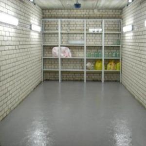 Бетонный пол в гараже: делаем по технологии
