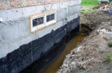 Вода в подвале: причины, последствия, как предотвратить появление