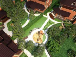 Озеленение территории: планируем, выбираем материалы