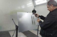 Покраска краскопультом: как правильно выполнить