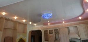Светильники для натяжных потолков: лучшие модели по отзывам покупателей
