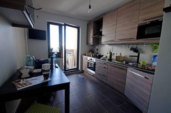 планировка небольшой кухни