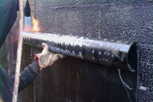 Гидроизоляция подвала от грунтовых вод: технология и материалы