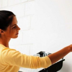 Грунтовка стен: инструменты, материалы, процесс