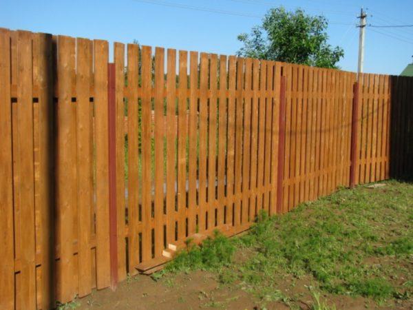 Как сделать забор: выбираем материал, делаем расчеты