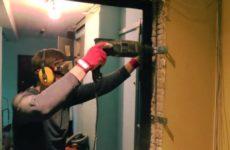 Установка металлических дверей своими руками: описание процесса