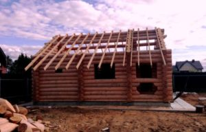 Постройка бани: весь процесс от фундамента до крыши