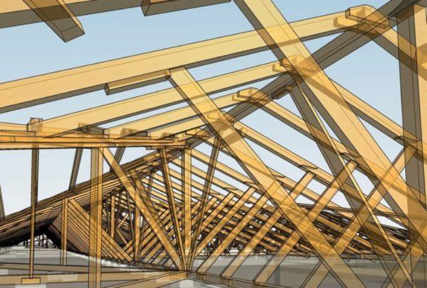 Стропильная крыша: виды и устройство систем