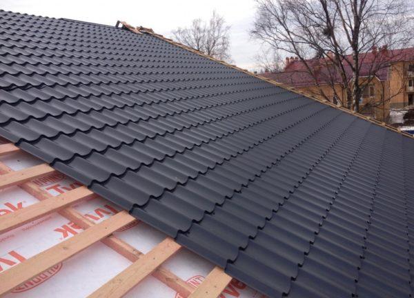 Монтаж крыши: необходимые инструменты, материалы, технология