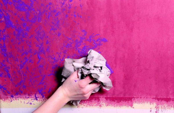 Покраска штукатурки: подробная инструкция